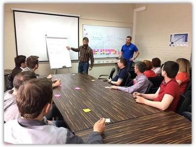 Новый тренинг — Стратегическое Планирование